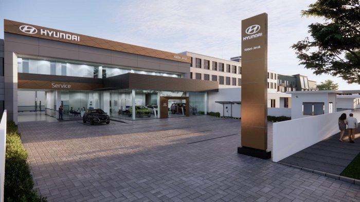 Perkuat Pasar dan Kehadiran, Hyundai Buka Dealer Baru di Kebon Jeruk