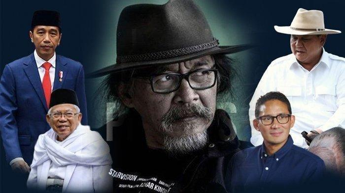 Sujiwo Tejo Beberkan Peta Politik di Madura: Kubu 02 Jangan Terlalu Bangga, Kubu 01 Jangan Jiper