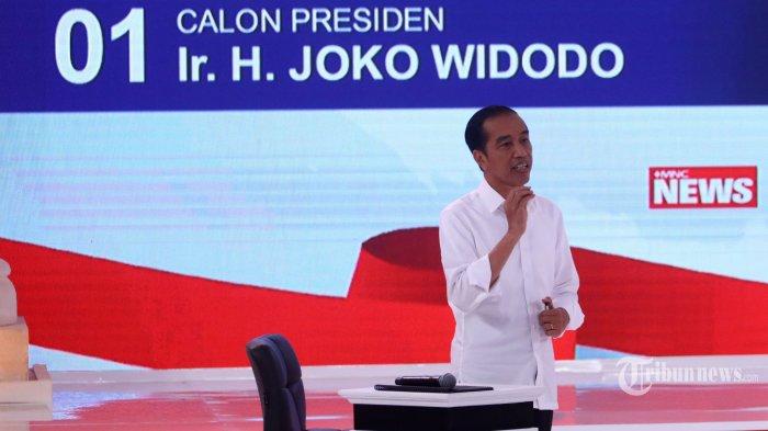 Wasekjen Demokrat Nilai Jokowi Cenderung Agresif di Debat Kedua