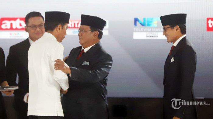 Rencana Pertemuan Jokowi-Prabowo Belum Jelas, Ini Pernyataan Luhut