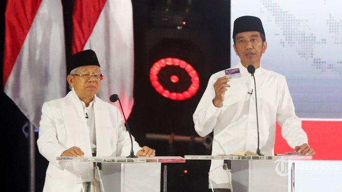 Catat, Ini 9 Janji Kampanye Jokowi-Ma'ruf Amin: Pemenuhan HAM hingga Revitalisasi Revolusi Mental