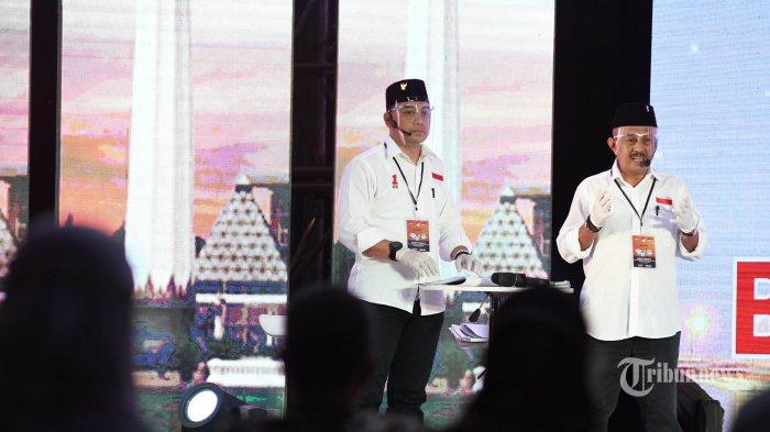 Suara Masuk 95 Persen, Hasil Quick Count Pilkada Surabaya 2020 di Tiga Lembaga, Eri Cahyadi Unggul