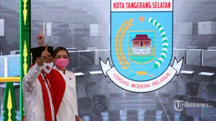 MK Tak Terima Gugatan Sengketa Pilkada Tangsel yang Diajukan Keponakan Prabowo Rahayu Saraswati