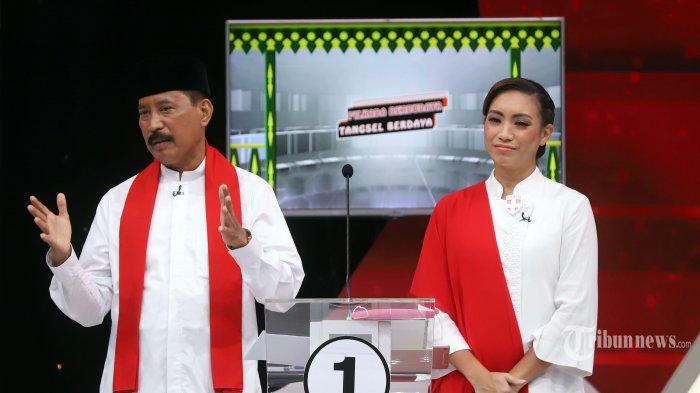 Keponakan Prabowo Dalilkan Airin Tunggangi Dana Baznas untuk Menangkan Benyamin-Pilar