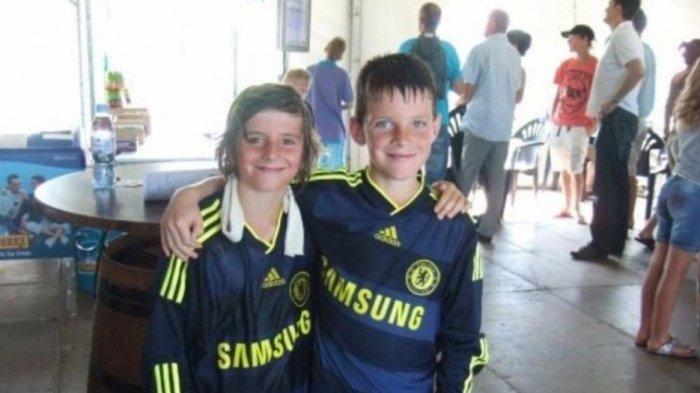 Declan Rice & Mason Mount Saat Masih Bermain di Akademi Chelsea
