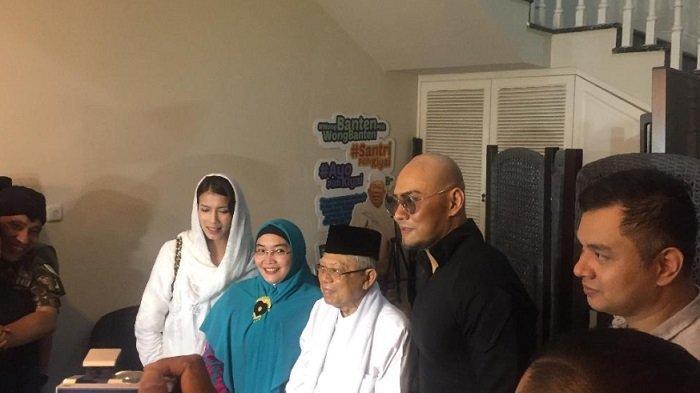 Jadi Mualaf, Dua Nama yang Disarankan Maruf Amin untuk Deddy Corbuzier