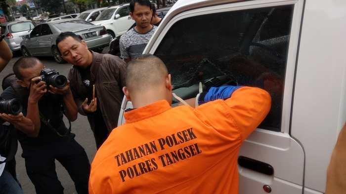 Polisi Ungkap Sudah 8 Bulan Dede Idol Beraksi Jadi Bandit Pecah Kaca Mobil