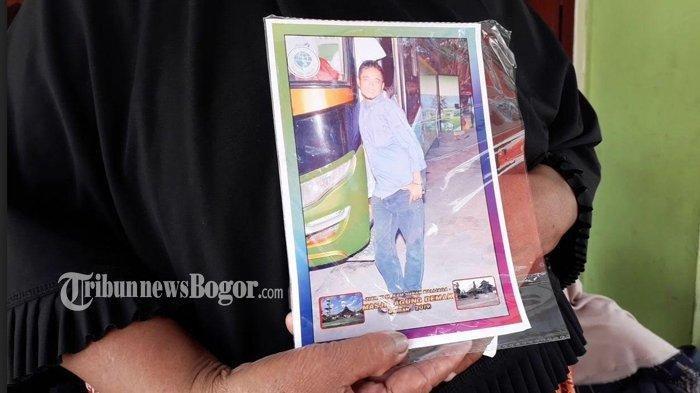 Potret sopir bus pariwisata yang alami kecelakan maut di Subang, Jawa Barat semasa hidup.