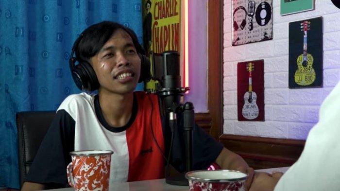 Dede Sunandar dalam poadcast Sule Channel bercerita kisah hidupnya