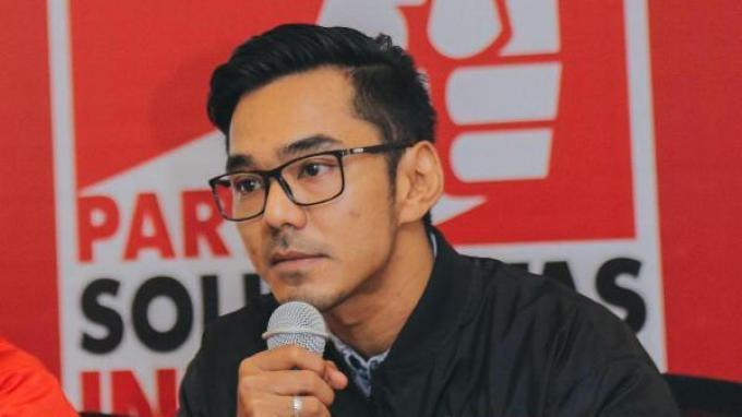 Juru Bicara Partai Solidaritas Indonesia, Dedek Prayudi.