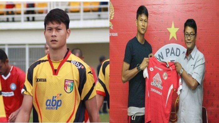 Transfer Liga 2 - Sempat Latihan Bareng PSMS Medan, Dedi Gusmawan Resmi Pulang ke Semen Padang