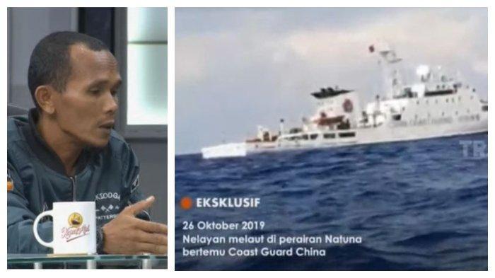 Pengakuan Nelayan Natuna: Tak Cuma China, Saya Pernah Diusir Kapal Vietnam di Perairan Indonesia