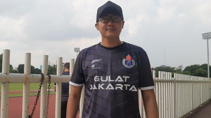 Dedy Rukmana, pelatih gulat PON DKI Jakarta
