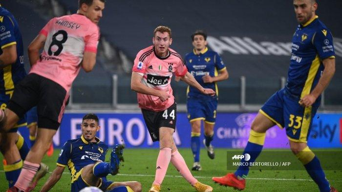 PROFIL Dejan Kulusevski: Anak Kesayangan Bos Juventus, Pasangan Ronaldo hingga Idolakan Ibrahimovic