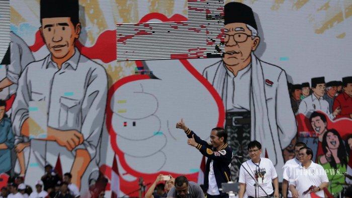 TKN: Jokowi akan Lanjutkan Revolusi Mental