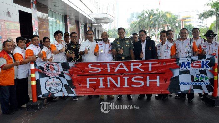 Deklarasi JARC dan Pelantikan 422 Anggota Baru ORARI DKI Jakarta