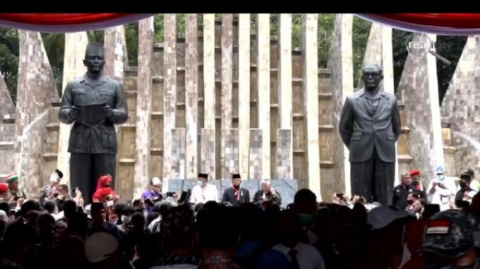 Deklarasi KAMI, Din Syamsuddin: Hari Lahir Pancasila 18 Agustus 1945