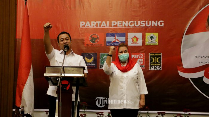 DPRD Kota Semarang Gelar Karpet Merah untuk Hendi - Ita Lanjutkan Pembangunan