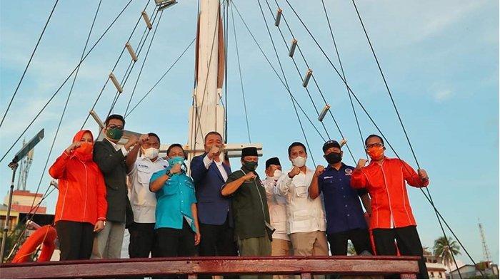 Di Atas Kapal Phinisi, Anis Matta: ADAMA Bisa Kembalikan Kejayaan Makasar sebagai Kota Internasional
