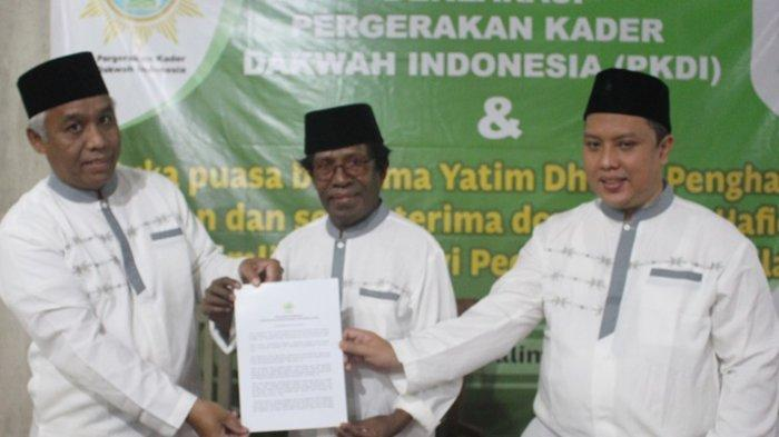 Jawab Problematika Umat, PKDI Dideklarasikan untuk Melakukan Kaderisasi Dakwah