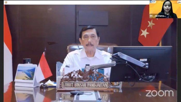 Pendiri dan Ketua Pembina Yayasan Del, Luhut Binsar Pandjaitan