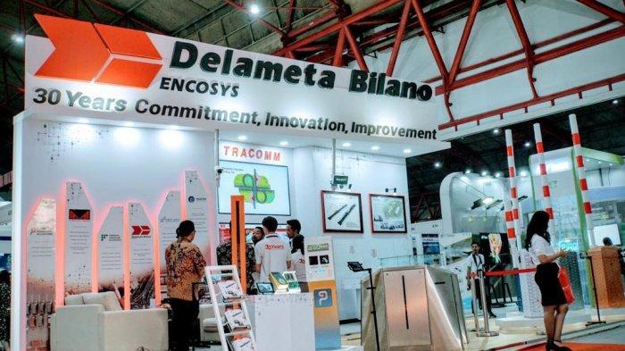 Delameta Bilano Pamerkan Teknologi Berbasis Internet of Things, Siap Ekspor ke Pasar ASEAN