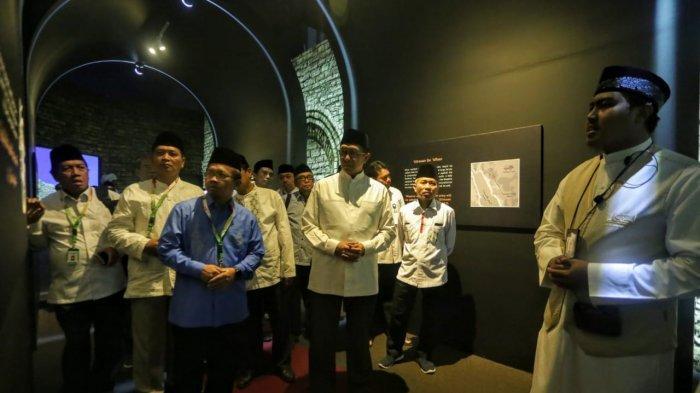 Amirul Hajj Terkesan dengan Museum Sahabat Nabi