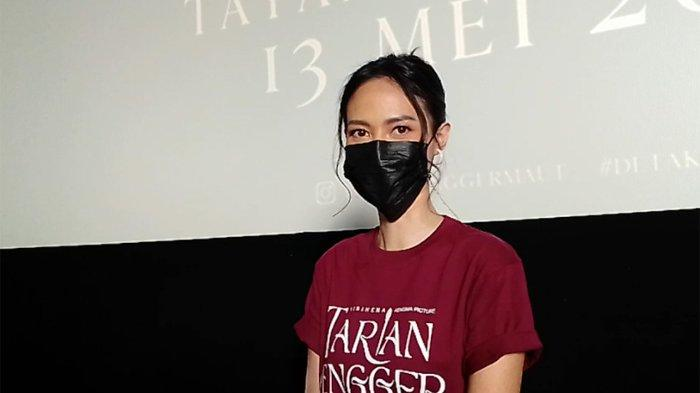 Della Dartyan Permisi ke Makam Maestro Tari Sebelum Jalani Peran Sukma di Film Tarian Lengger Maut