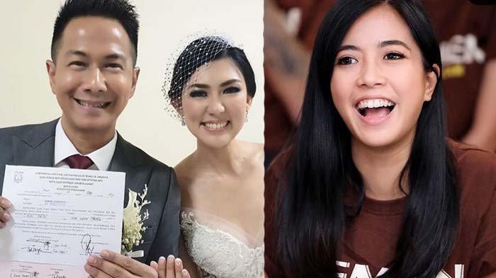 Sudah Pisah, Beda Cara Delon dan Yeslin Wang Rayakan Imlek, Suami Aida Chandra Bagi Angpau Isi Emas