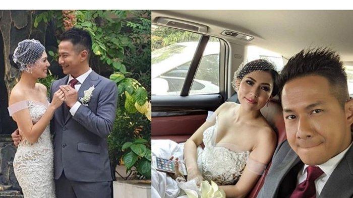 Delon Thamrin resmi nikah lagi (Instagram @delonthamrinofficial)