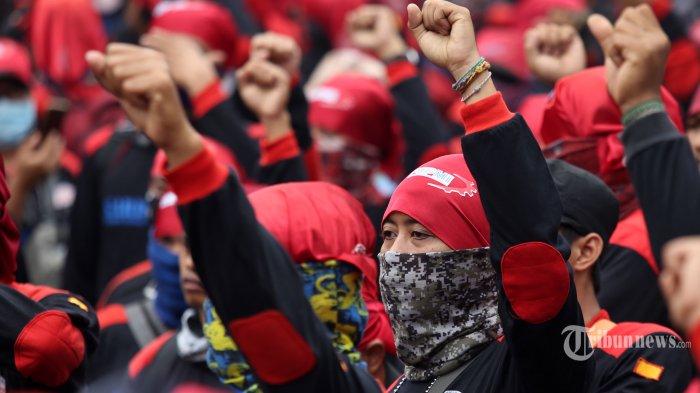 Di Tengah Pandemi Corona, Buruh Ngotot Gelar Aksi May Day 30 April Meski Tak Ada Izin Polisi