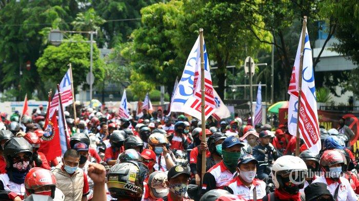 Beredar Surat Demo Buruh Lanjutan Selama 5 Hari, Ini Penjelasan KSBSI