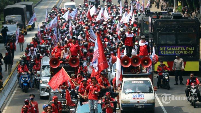 Buruh Siap Demo Besar-Besaran 1 November