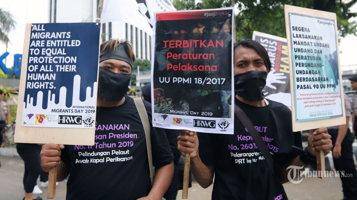Protes Omnibus Law, Ribuan Buruh Akan Demo di Gedung DPR Hari Ini