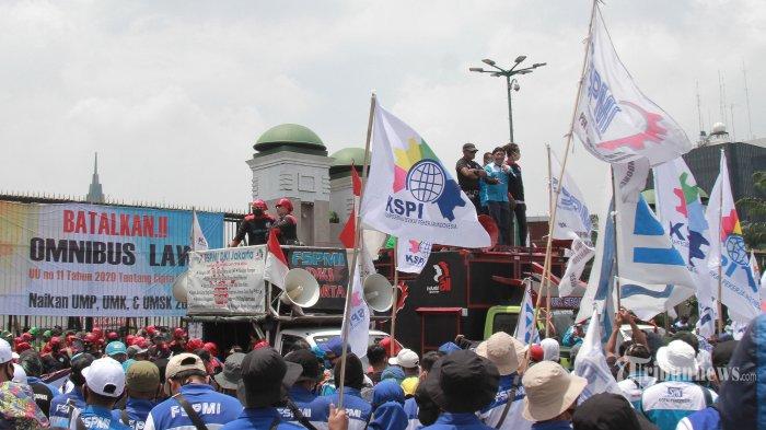 Buruh Surati Presiden dan Jaksa Agung Soal Dugaan Korupsi di BPJS Ketenagakerjaan