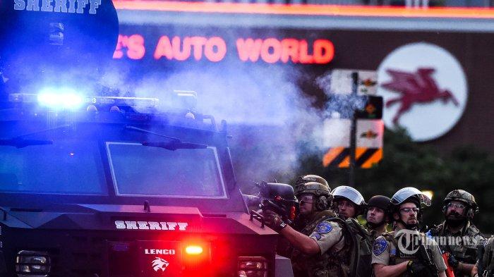 Dewan Kota Minneapolis Mantap Ganti Polisi dengan Sistem Keamanan Berbasis Masyarakat