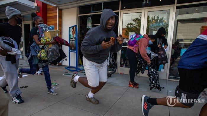 Minneapolis Rusuh Lagi Gara-gara Polisi Tembak Mati Warga Afro-Amerika