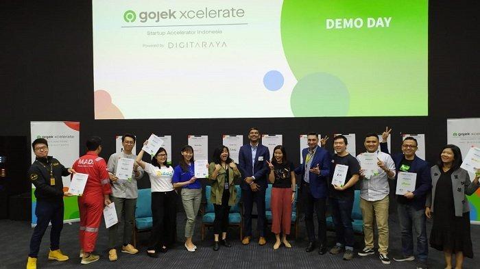 Gojek Xcelerate Buka Peluang Pendanaan untuk Startup Binaan