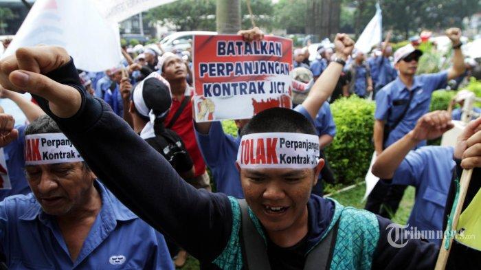 Aksi SP JICT Dinilai Rugikan Upaya Presiden Jokowi Tingkatkan Investasi