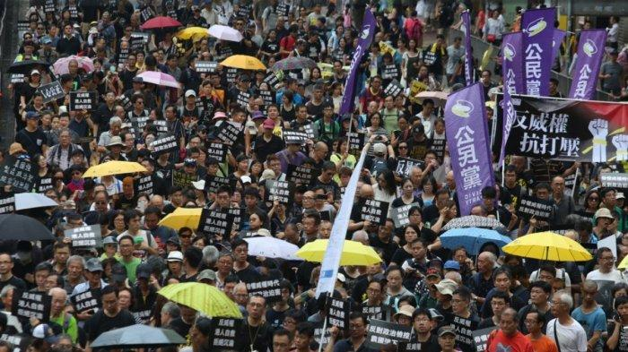 China Bersiap Ambil Tindakan Balasan Terhadap AS Jika Rusak Kepentingan di Hong Kong