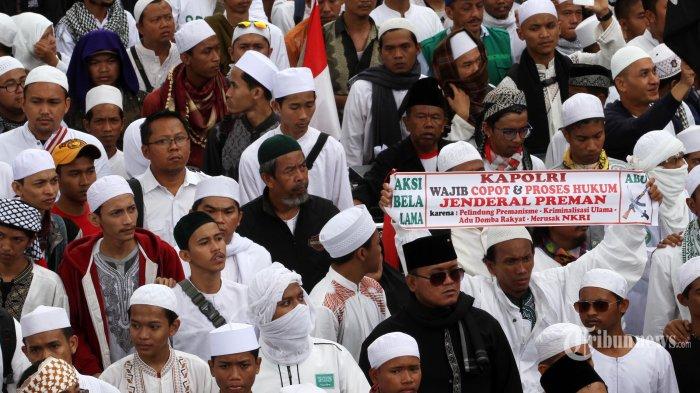 Pemerintah Larang Aktivitas FPI, PPP: Aliran Menyimpang dari Ideologi Islam akan Berdampak Negatif