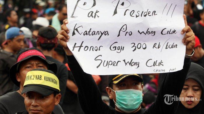 Menteri Yuddy Harus Lihat Sikap Mashudi Sebagai Ekspresi Ketidakpuasan Guru Honorer