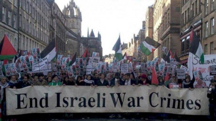 ICC Akan Selidiki Indikasi Kejahatan Perang Israel di Palestina
