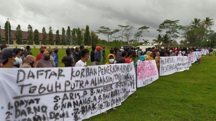 Ratusan Pengusaha Jamu Diperas Oknum Polisi, Mabes Polri Turun Tangan,Polres Cilacap Kumpulkan Bukti