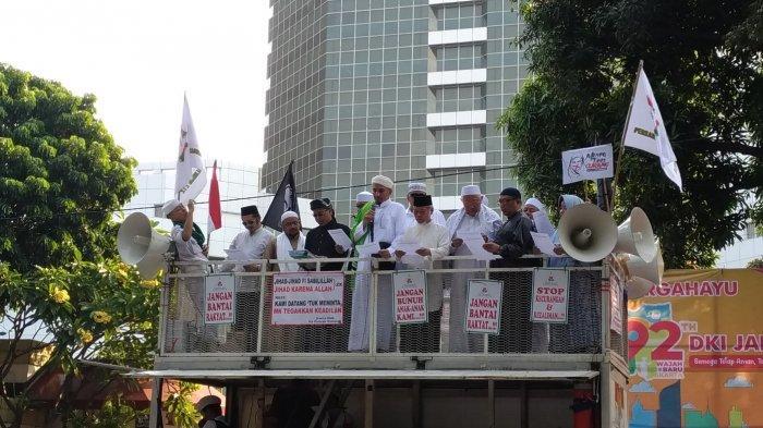 Sindiran Bekas Penasihat KPK kepada Jokowi