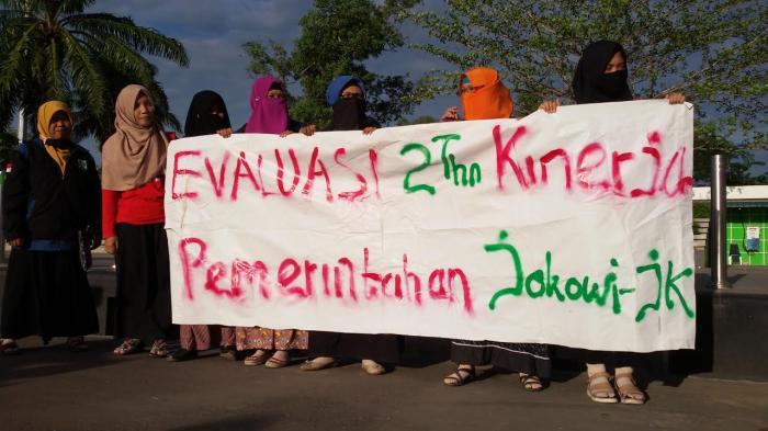 KAMMI Kalbar : Rakyat Indonesia Belum Merasakan Seutuhnya Kemerdekaan