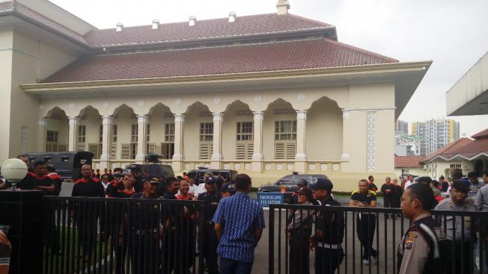 KAMPAK Merah Putih Minta Direktur SDM PTPN IV Dipenjarakan