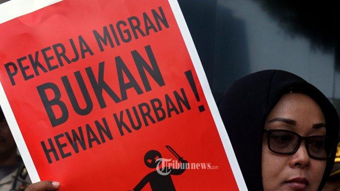 Pekerja Migran Rentan Jadi Korban Perdagangan Orang