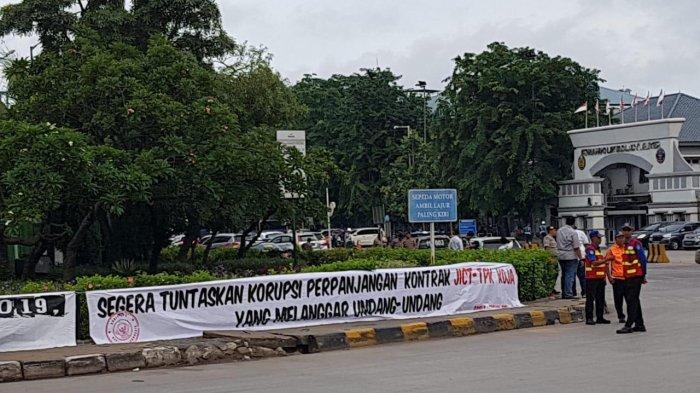 Dorong Pelindo II Tidak Kompromi Lawan Korupsi Pelabuhan