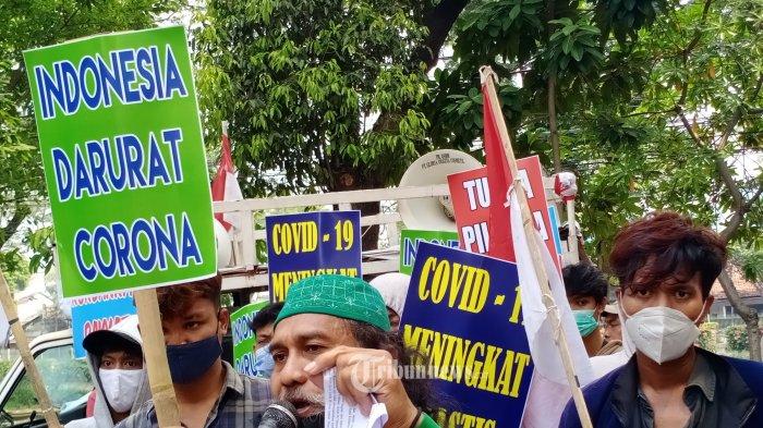 DPP Barikade Gus Dur Minta Presiden Jokowi Tunda Pilkada Serentak 2020